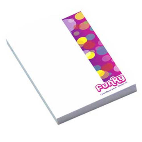 sticky note post-it personnalisable objet publicitaire clea'com