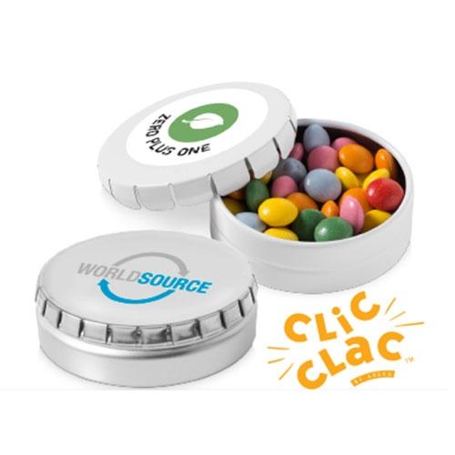 Boîte à bonbon personnalisable Cléa'com Finistère Bretagne Brest Morlaix