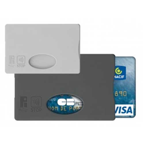 porte carte anti rfid clea