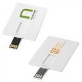 Clé USB Slim personnalisable Cléa'com Finistère région Bretagne Brest