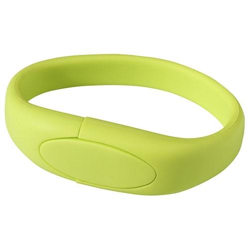 Bracelet USB Cléa'Com Communication Finistère Objet Publicitaire