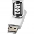 Clé USB rotative avec doming
