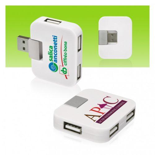 PORT HUB USB 4 ports