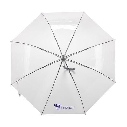 parapluie transparent Cléa'Com