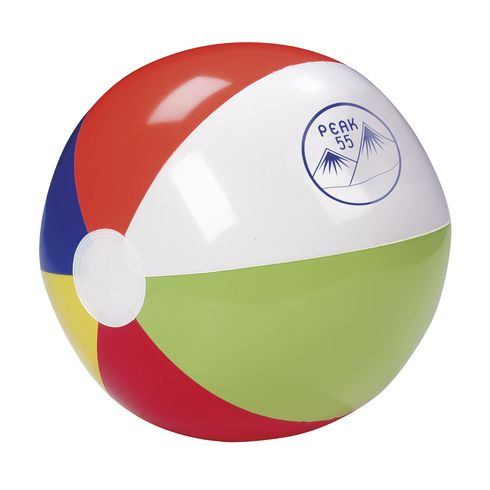 Ballon gonflable.