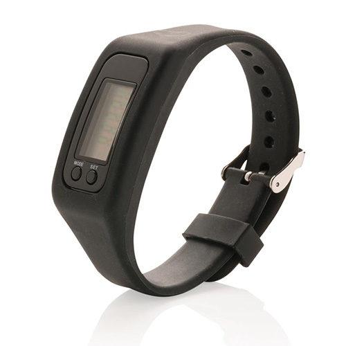 Bracelet podomètre personnalisable Cléa'Com