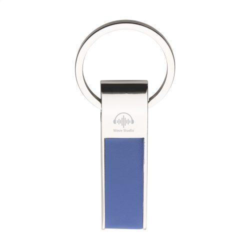 Porte-clés luxueux et robuste en métal