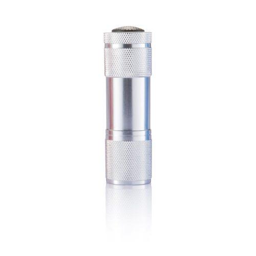 Lampe aluminium Quattro2