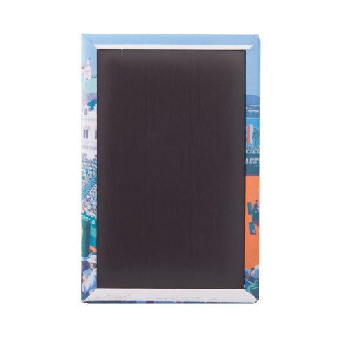 Magnet forme rectangle
