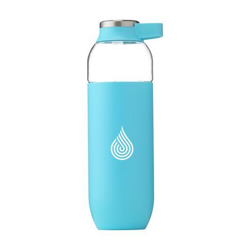 Luxueuse bouteille d'eau étanche