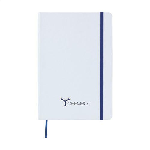 Bloc-notes blanc format A5