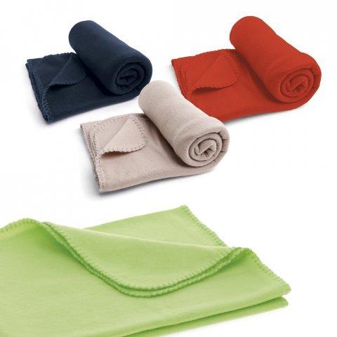Couverture en tissu polaire