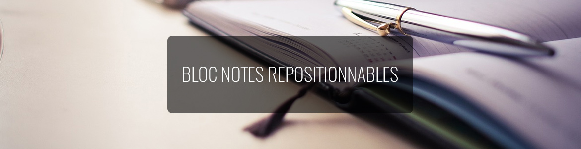 Bloc-Notes-Repositionnables