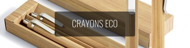 Crayons-Eco