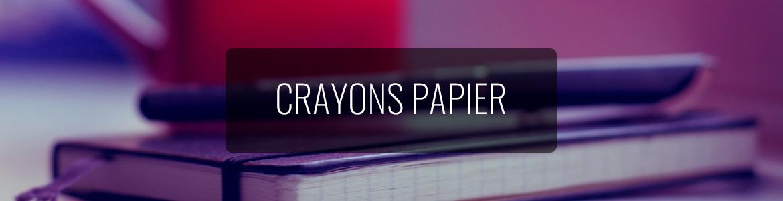 Crayons-papier