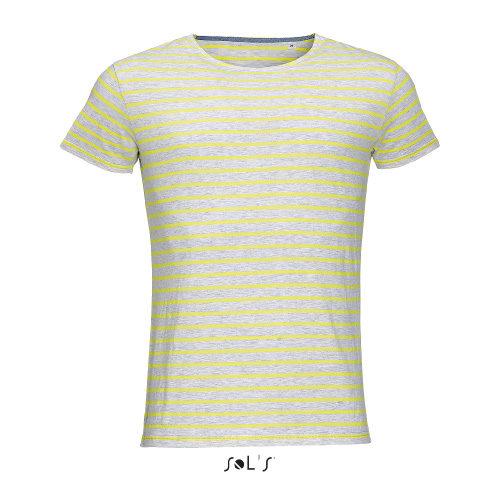 Tshirt rayé manches courtes