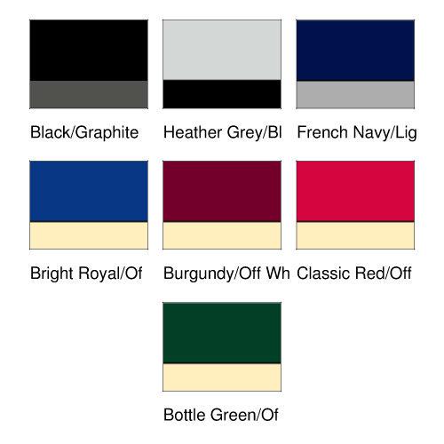 Bonnet à pompon couleurs