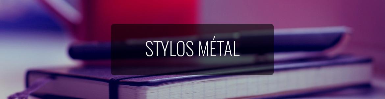 Stylos-métal